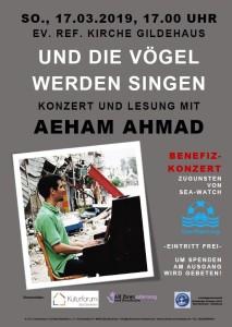 Plakat Aeham